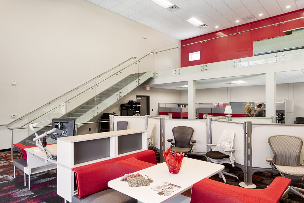 GovSolutions Showroom Wins HRACRE Design Award